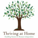 Thriving at Home, Portland, OR logo