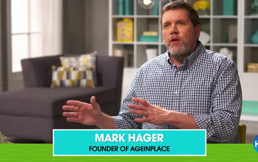 Mark Hager on HSN Connected Life