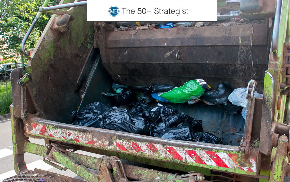 The 50+ Strategist – Age-Agnostic Marketing, Garbage Companies / Dec. 5, 2017